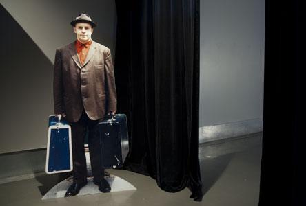 Le Miroir de Magritte, Daniel Olson, Visiting Artist (2004)