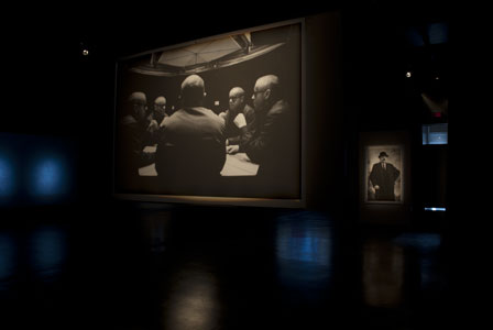 Le Miroir de Magritte, Daniel Olson (2010)