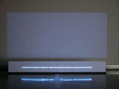 Barda, Frédéric Lavoie, Le Bruit et le silence dans les livres de Marguerite Duras (2011)
