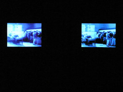 Cinémas de l'industrie, Caroline Martel, La Chimie du temps (2009)
