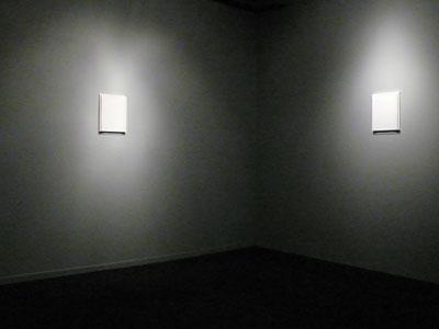 Into Black… et pas blanc comme neige, Jason Dodge, Into Black (2006)