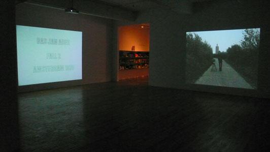 Gravité, Bas Jan Ader (2009)