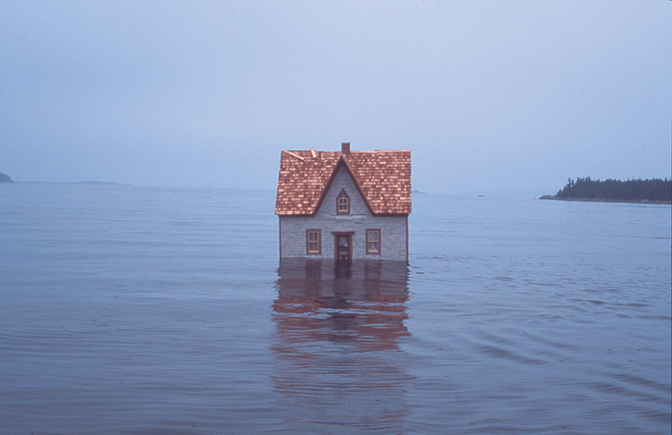 © Paulette Phillips, The Floating House (2002)