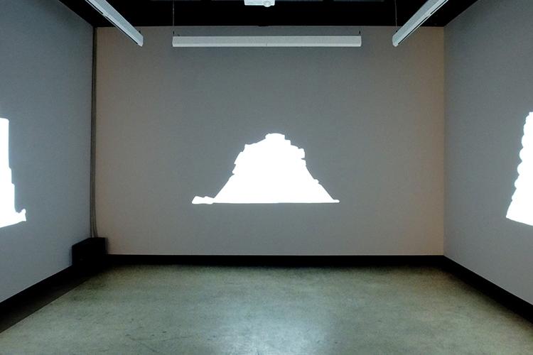 Jacinthe Lessard-L., La chambre inversée (2013)