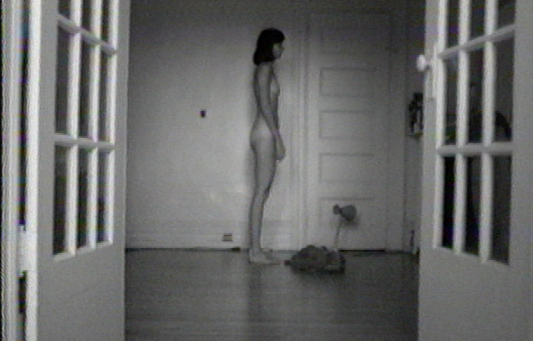 Lisa Steele, Birthday Suit with Scars and Defects (1974)