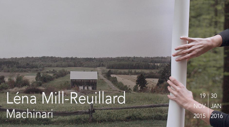 © Léna Mill-Reuillard, Machinari (2015)
