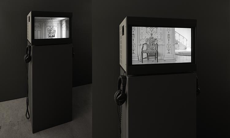 © David K. Ross, The European Rooms (2014). Photo : Guy L'Heureux