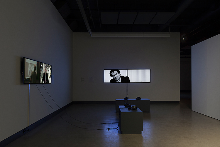 © Gabriela Löffel, vue de l'exposition (2015). Photo : Marilou Crispin